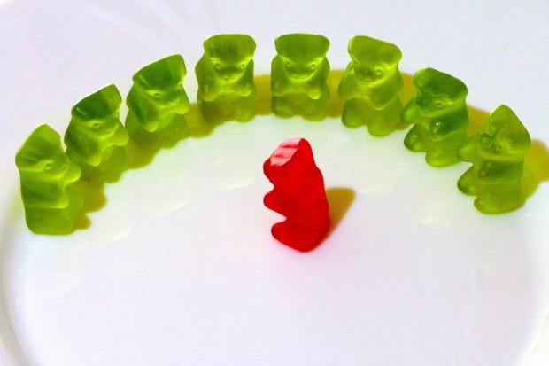 Gummibären-Bild
