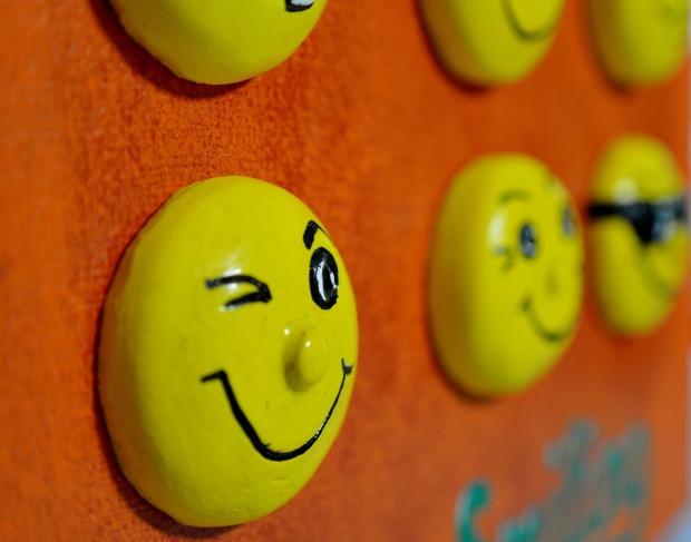 smiley-zwinker
