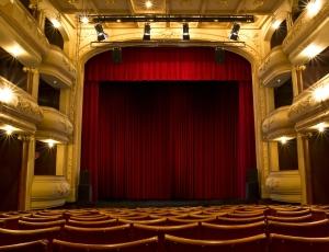 Bühne Frontal